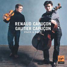 Werke für Violine & Cello