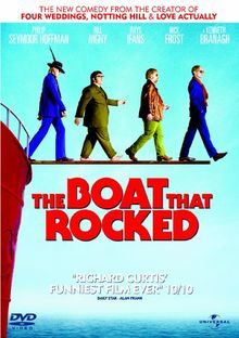 The Boat That Rocked [UK Import]