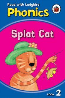 Splat Cat (Phonics)