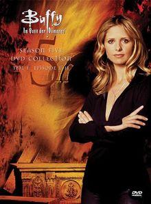 Buffy - Im Bann der Dämonen: Season 5.1 Collection [Box Set] [3 DVDs]