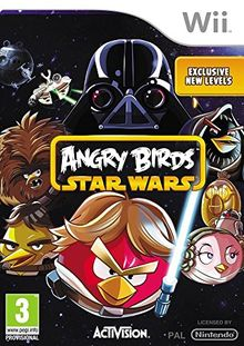Third Party - Angry Birds Star Wars Occasion [ Nintendo WII ] - 5030917132124