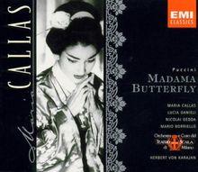Puccini: Madama Butterfly (Gesamtaufnahme Mailand 1955)