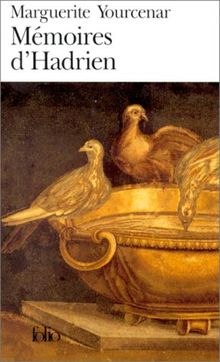 Mémoires d'Hadrien (Collection Folio (Gallimard))