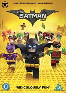 The Lego Batman Movie [DVD] (IMPORT) (Keine deutsche Version)