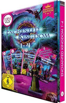 Enchanted Kingdoms 1-4 - Sammleredition [