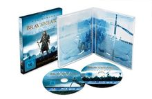 Braveheart (2-BD Digipack im Schuber) [Blu-ray]