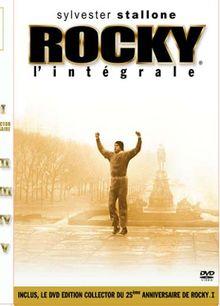 Rocky, L'intégrale - Coffret 5 DVD [FR Import]