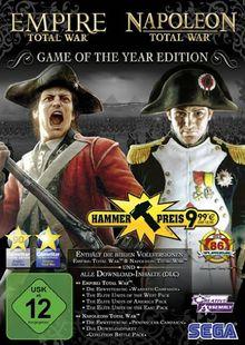 Total War: Empire & Napoleon GOTY (PC) (Hammerpreis)