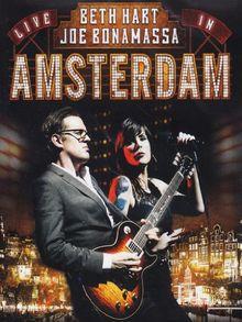 Beth Hart & Joe Bonamassa - Live in Amsterdam [2 DVDs]