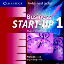 Business Start-Up 1: Student's Book (Cambridge Professional English)