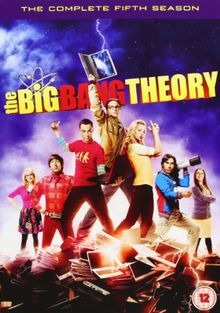 The Big Bang Theory - The Complete Fifth Season [3 DVDs] [UK Import]