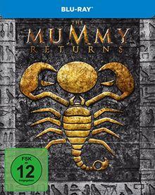Die Mumie kehrt zurück - Blu-ray - Limited Steelbook [Limited Edition]