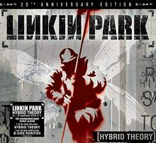 Hybrid Theory (20th Anniversary Edition) Deluxe CD