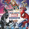Meine liebsten Marvel-Geschichten: Perfekt für Zwischendurch: kurze Vorlesegeschichten für Kinder ab 6 Jahren