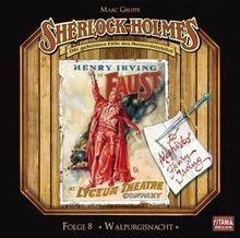 Sherlock Holmes - Folge 8 : Walpurgisnacht