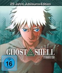 Ghost in the Shell (Kinofilm) - Jubiläums-Edition [Blu-ray]