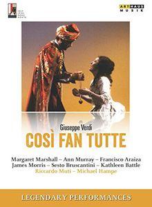 Mozart: Così fan tutte (Legendary Performances) [2 DVDs]