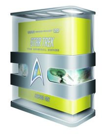 Star Trek - The Original Series/Seas. 1 (HD-DVD / DVD Kombo Format) [HD DVD]