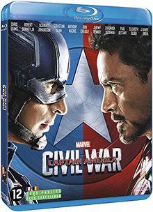 Speelfilm - Captain America: Civil War (1 Blu-ray)