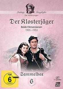 Der Klosterjäger - Die Ganghofer Verfilmungen (Filmjuwelen) [2 DVDs]