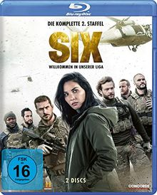 Six - Die komplette 2. Staffel [Blu-ray]