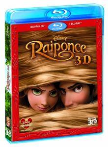 Raiponce 3D [Blu-ray] [FR Import]