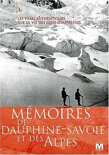 Mémoires de dauphiné-savoie et des alpes