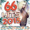 66 Hits 2015 (3CD Digipack)