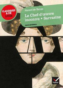 Le Chef-D'Oeuvre Inconnu/Sarrasine