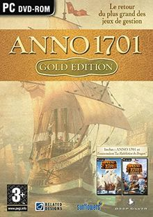 Anno 1701 - Edition gold [FR Import]