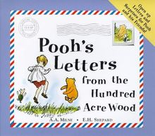 Milne, A A: Pooh's Letters from the Hundred Acre W (Winnie-the-Pooh Books)