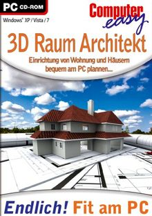 Computer easy: 3D Raum Architekt