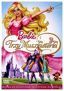 Barbie and the Three Muskateers [DVD] [Region 2] (IMPORT) (Keine deutsche Version)