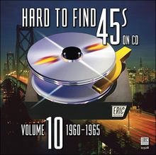 Vol.10-Hard to Find 45's on CD