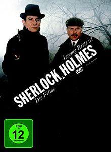 Sherlock Holmes - Die Filme [3 DVDs]