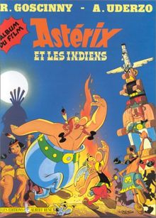Asterix French: Asterix ET Les Indiens