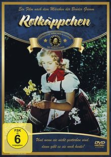 """Rotkäppchen - HD Remastered (von Fritz Genschow: bekannt als """"Onkel Tobias vom RIAS"""")"""