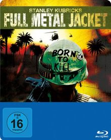 Full Metal Jacket Steelbook [Blu-ray] [Limited Edition]