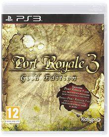 Ps3 Port Royale 3 - Gold Edition (Eu)