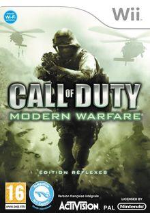 Call of Duty Modern Warfare : Reflex [FR Import]