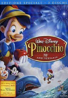 Pinocchio (edizione speciale) [2 DVDs] [IT Import]