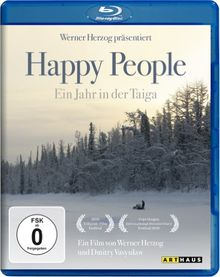 Happy People - Ein Jahr in der Taiga [Blu-ray]