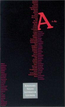 Kindlers Neues Literaturlexikon, 22 Bde.