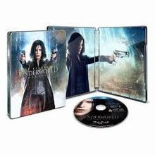 Underworld Awakening - Steelbook 3D Version [Blu-ray]