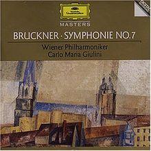 Bruckner: Symphonie Nr. 7 E-Dur - Giulini