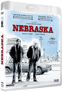 Nebraska [Blu-ray] [FR Import]