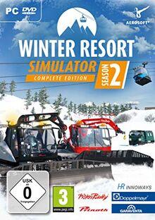 Winter Resort Simulator Seas.2 - [PC]