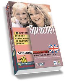 Vokabeltrainer Britisch-Englisch, 1 CD-ROM Für Anfänger. Windows 98/NT/2000/ME/XP und Mac OS 8.6 und höher