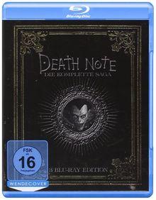 Death Note - Die komplette Saga [3 Blu-rays]