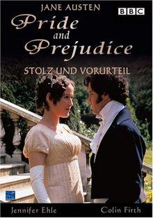 Pride & Prejudice - Stolz und Vorurteil [2 DVDs]
